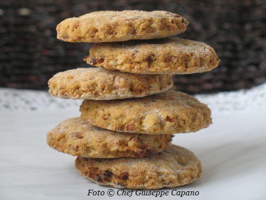 Biscotti integrali Sissa