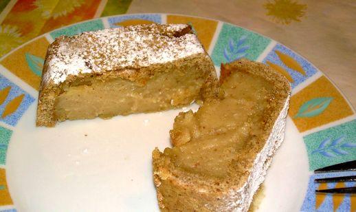 Torta scannellata di frolla nadir