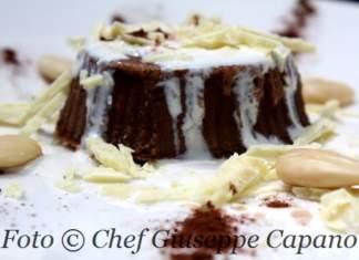 Crema sformata alle mandorle, caffè e cacao 518