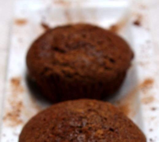Muffin al cioccolato raccontato 518