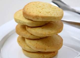 Biscotti friabili all'arancia 518
