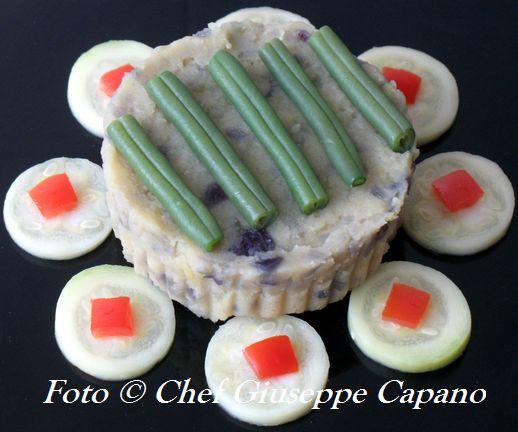 Tortini di zucchine, patate e cipolle rosse 518