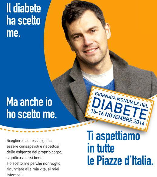 Locandina giornata mondiale del diabete 2014 - 518