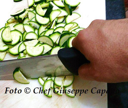 Taglio con coltello 518