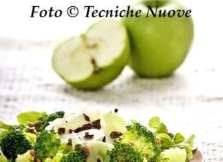 Insalata di mele verdi con broccoletti 518