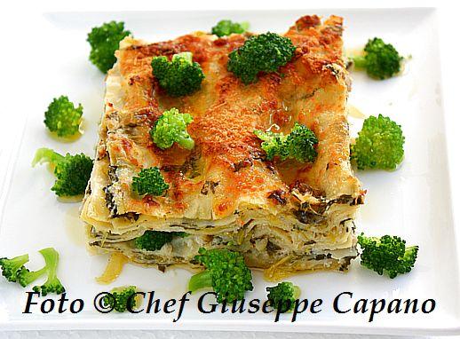 Semplici lasagne con verdure del sud 518