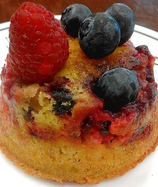 Muffin frutti di bosco Firenze 518