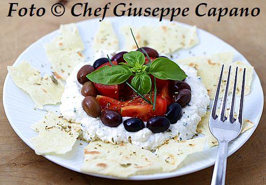 Una semplice ricetta a esaltazione delle olive
