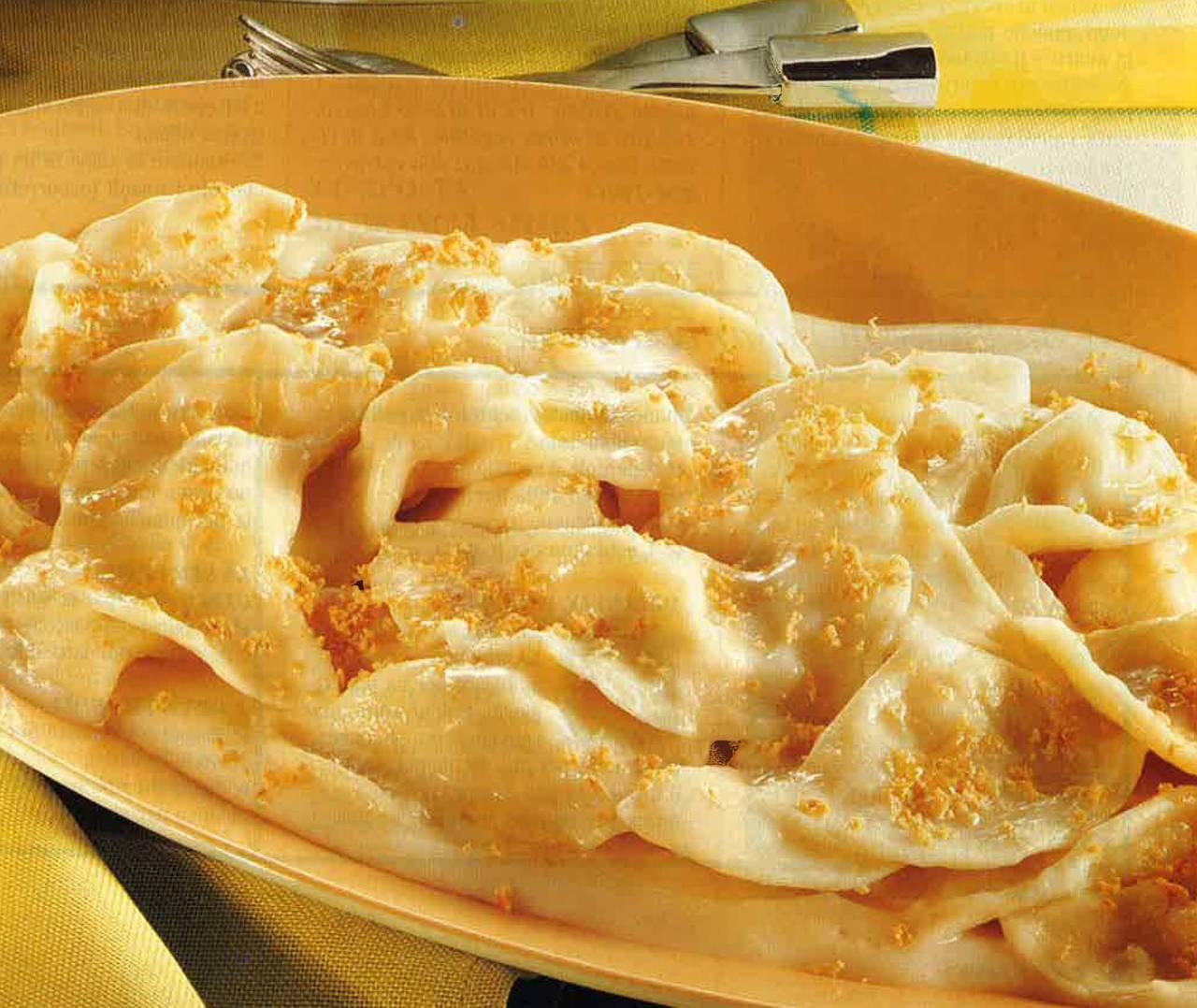 Primo Ricetta Vegetariana Casunzei Di Patate E Ricotta Ricetta Di  #B24D16 1280 1078 Programma Per Creare Ricette Di Cucina
