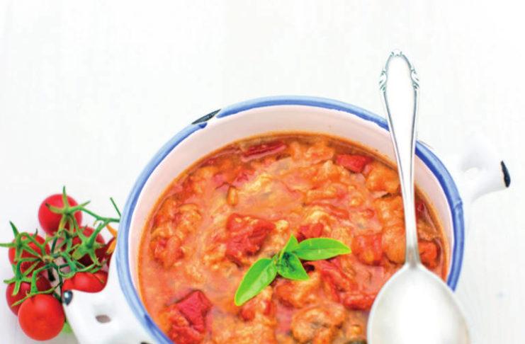 zuppa di pomodoro dieta