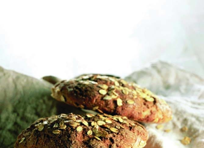 Pane Ai 5 Cereali Cucina Naturale