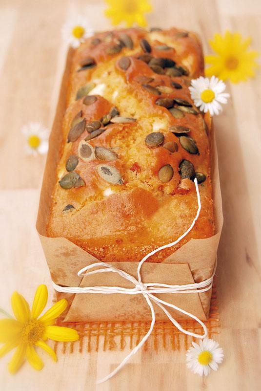 Cake di ceci feta e pomodori secchi cucina naturale for Siti di ricette cucina