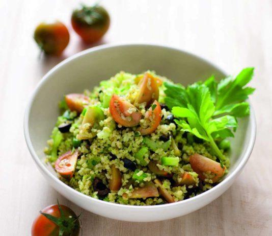 Tabul ricco con ortaggi cucina naturale for Ortaggi estivi