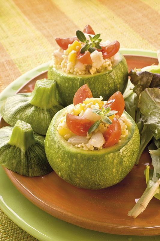La zucchina un ortaggio estivo cucina naturale for La zucchina