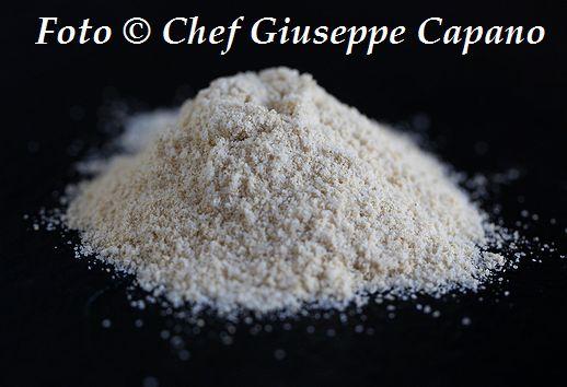 Farina di riso integrale autoprodotta 518
