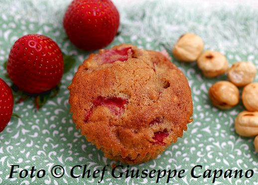 Muffin alle fragole 518