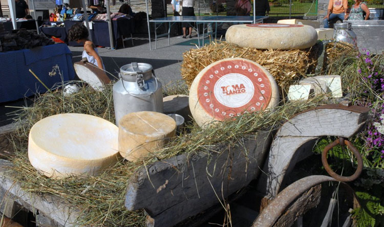 Sagra dei formaggi d'alpeggio (TO)