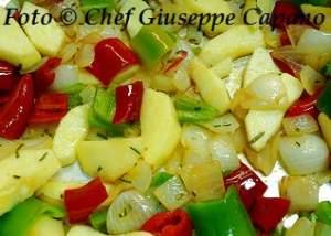 Chuteny agrodolce di peperoni piccanti cottura 318