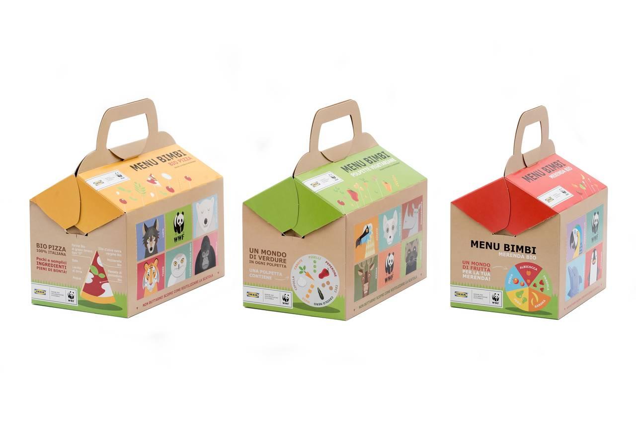 All ikea due nuovi men biologici per i bambini cucina - Ikea seggioloni per bambini ...
