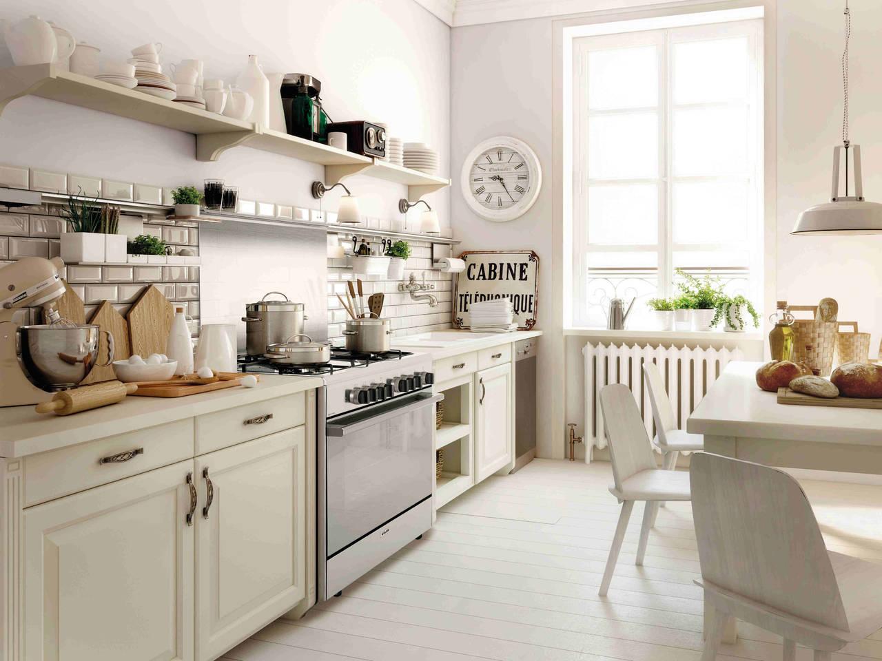 Cucine freestanding. Cottura da chef