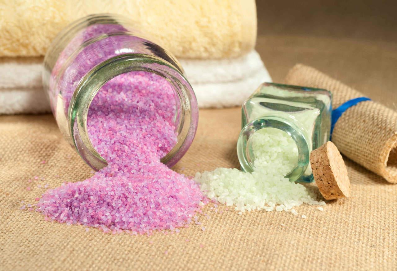 Sali Da Bagno Rilassanti : Ricetta sali da bagno profumati ricetta sali da bagno fai da te