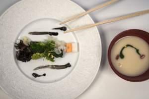 Alchimia Zen. Ricetta di Yoshiko Hondo. Foto di Vittorio Giannella