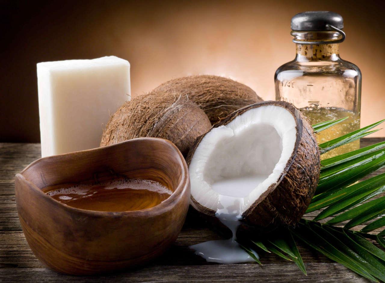 Latte e olio di cocco cucina naturale - Olio di cocco cucina ...
