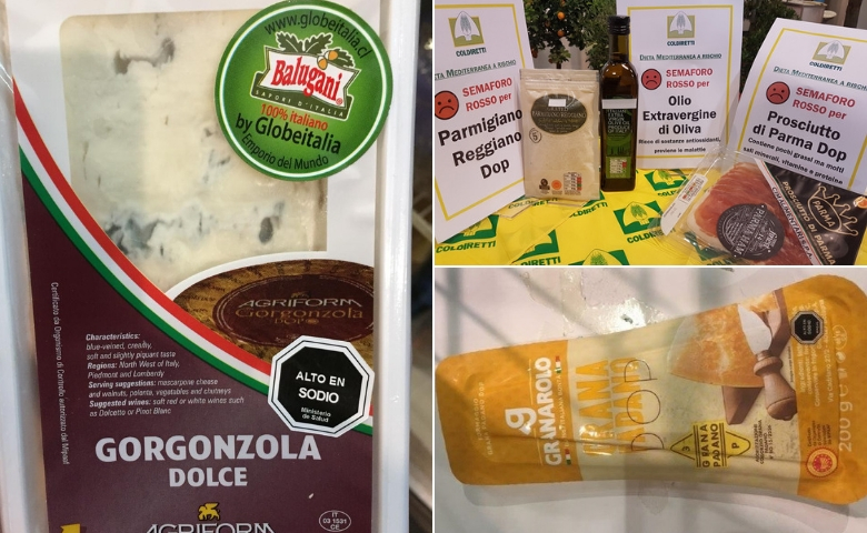 esempi di prodotti tradizionali italiani con il bollino nero