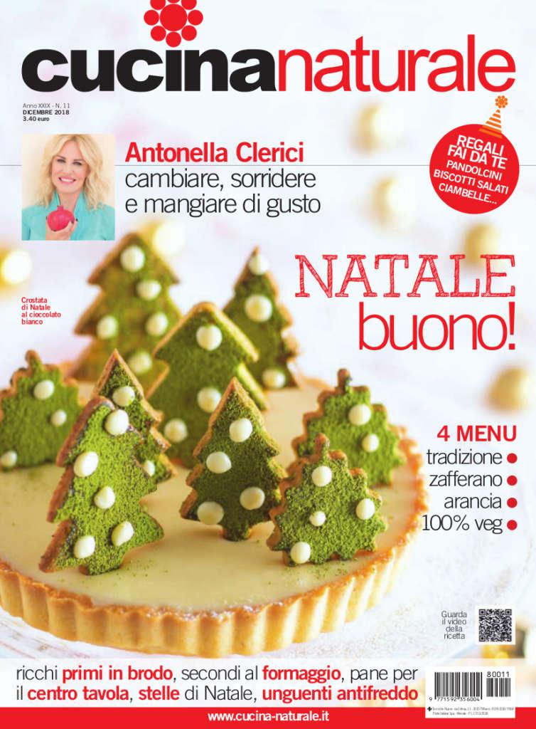 Cucina Naturale di dicembre: un buonissimo Natale