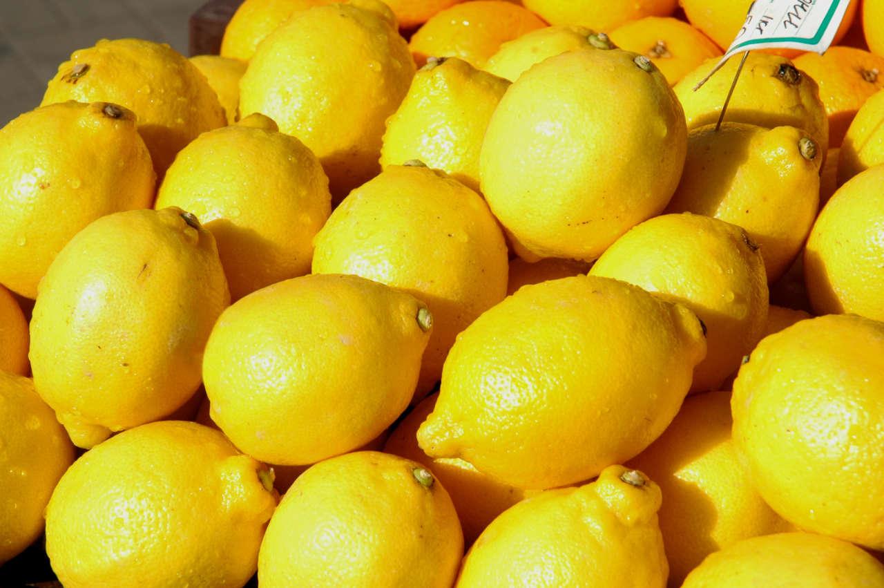 Limoni in Costa Azzurra (Francia)