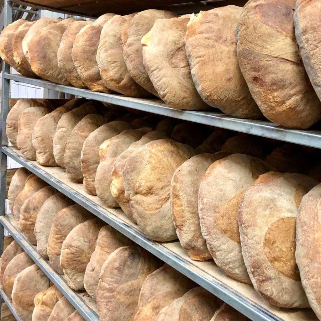 Il pane di Laterza del Panificio Di Fonzo