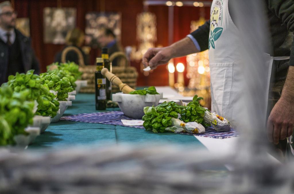 Salone agroalimentare ligure (SV)
