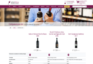 La comparazione vini di Xtrawine.com