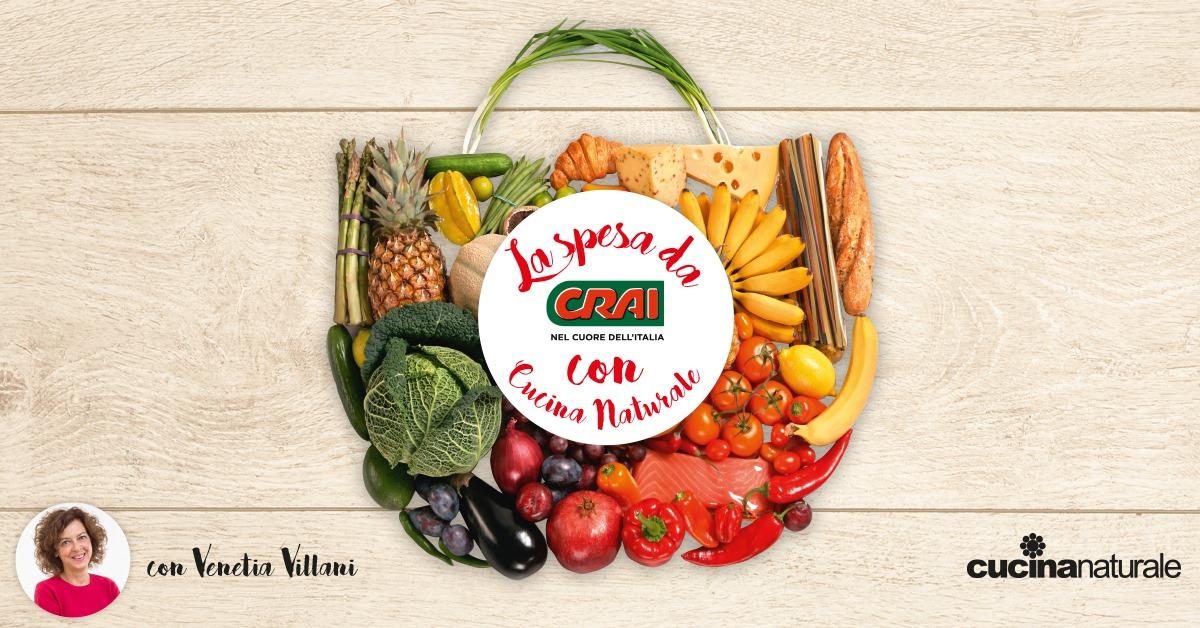 La spesa con Cucina Naturale (RM)