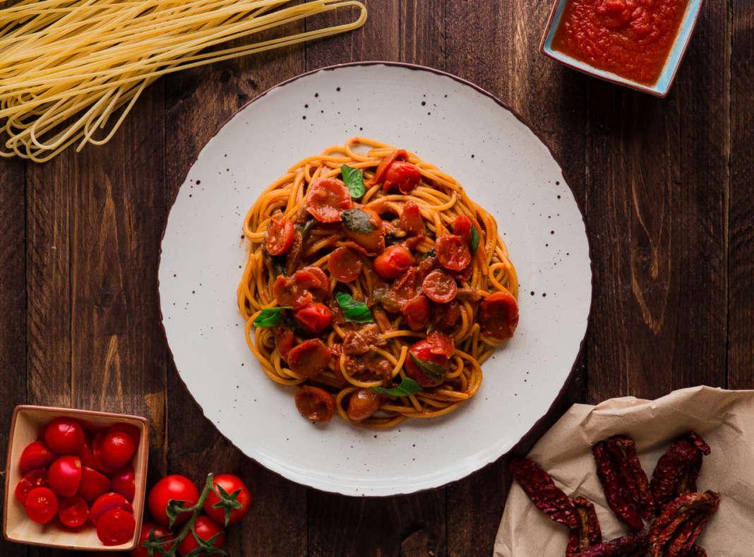 Bioesserì, pizza e pasta a Milano