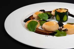 Nuovi piatti per il menu del Joia