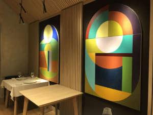 Il ristorante Joia in via Castaldi a Milano