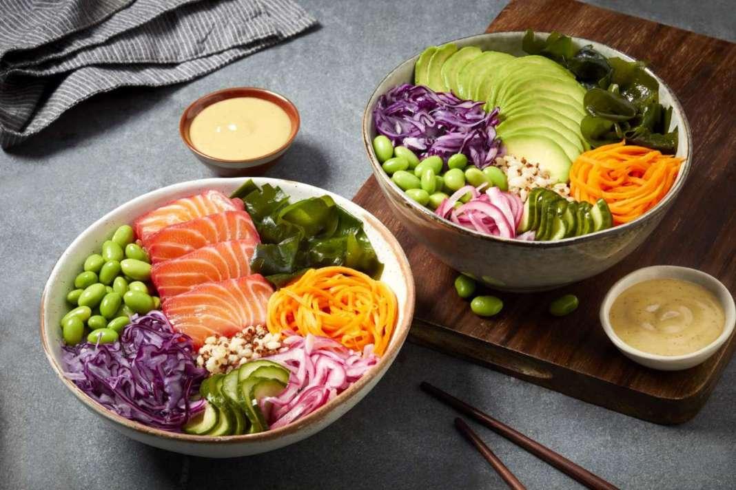 Le Bowl di Sushi Daily
