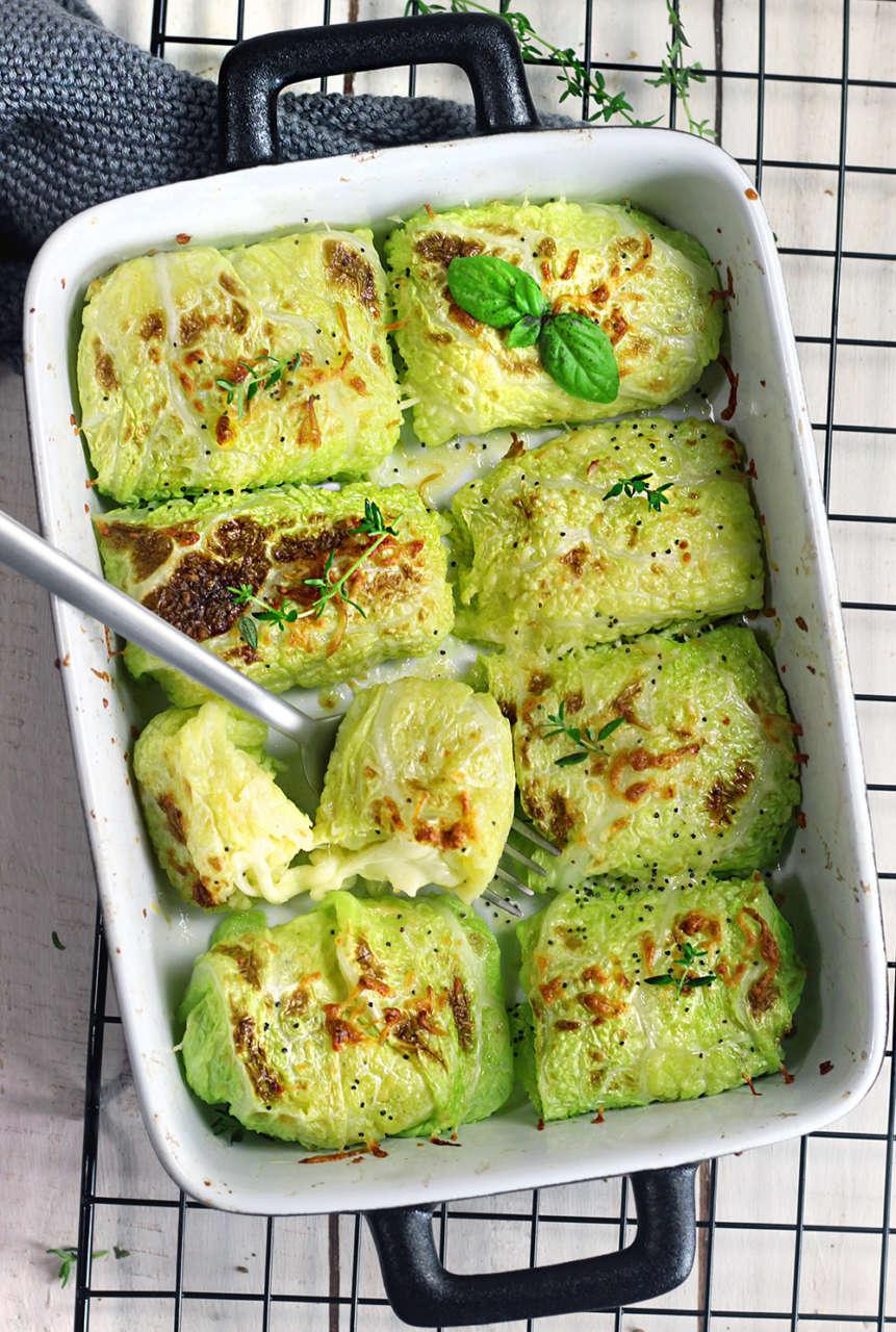 Ricetta Verza E Patate.Fagottini Morbidi Di Verza E Patate Cucina Naturale