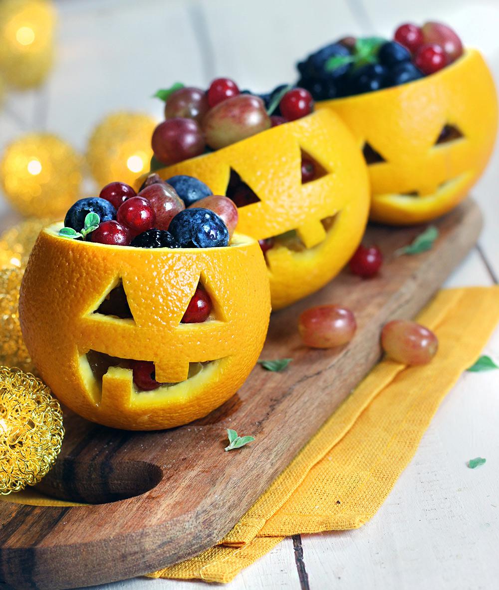 Macedonia di Halloween