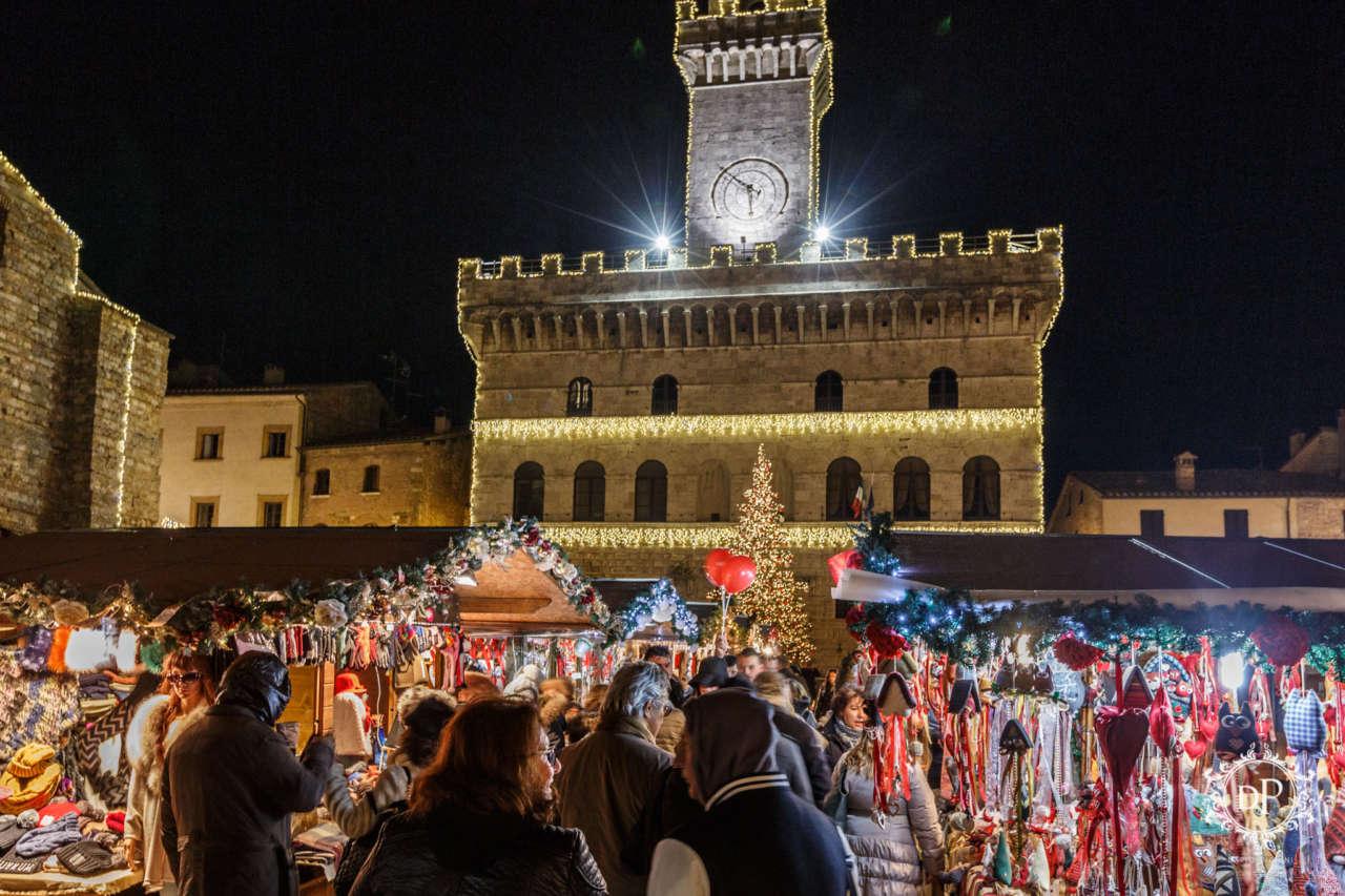 Mercatini di Natale di Montepulciano (SI)