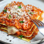 Lasagne vegan con ragù