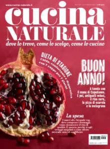 Cucina Naturale gennaio 2020