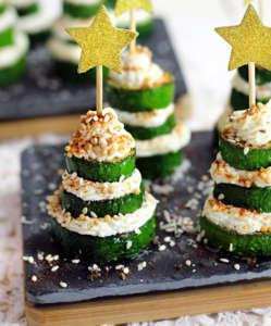 Alberelli di zucchine