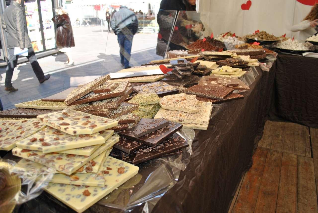 Cioccolentino, la kermesse per San Valentino (TR)