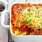 Pasta al forno lasagna