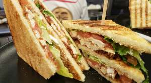 Club Sandwich - Napoli