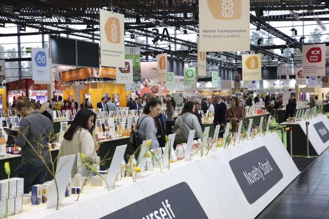 i prodotti novità esposti al Biofach 2020