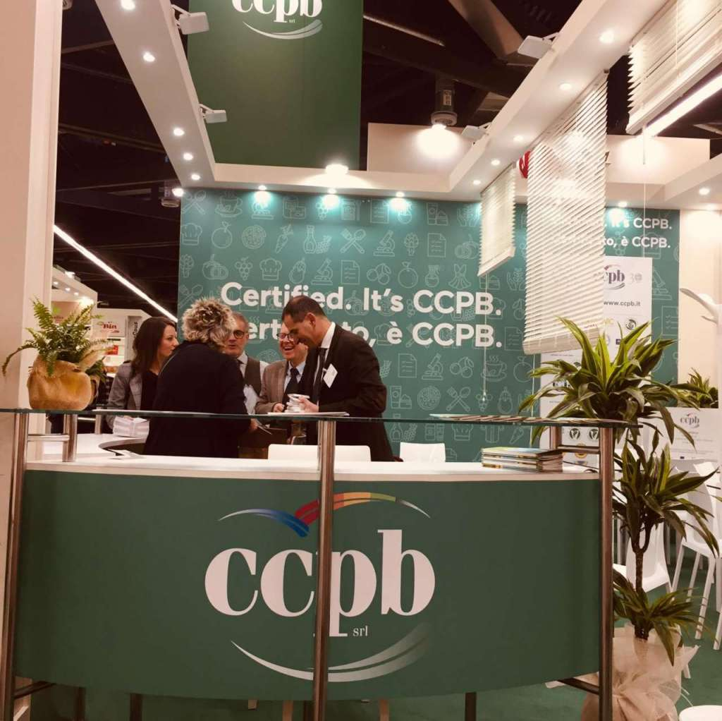 stand CCPB al Biofach2020