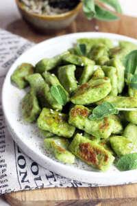 Gnocchi di broccolo